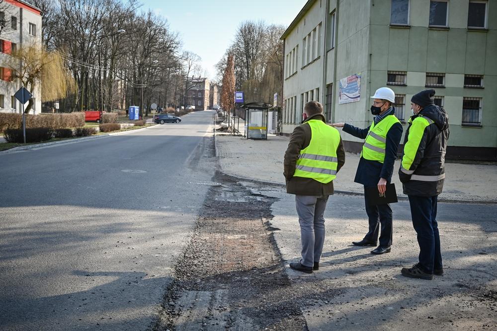 Inwestycje drogowe w Częstochowie. Będą utrudnienia w ruchu 1