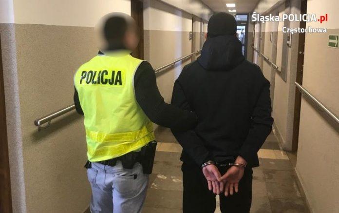 Miał dozór policyjny za usiłowanie włamań, mimo to próbował ukraść elektronarzędzia w jednym z częstochowskich supermarketów 2