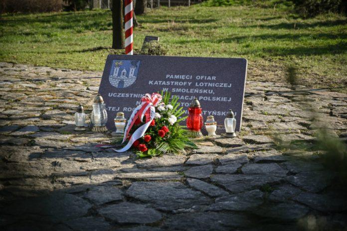 11. rocznica katastrofy smoleńskiej 12