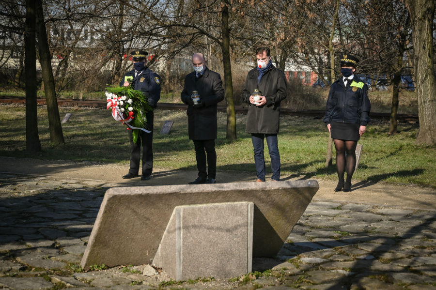 Częstochowa oddała hołd ofiarom katastrofy smoleńskiej 5