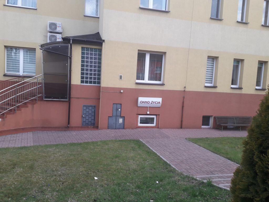 """Częstochowska prokuratura umorzyła śledztwo w sprawie dziewczynki podrzuconej do """"Okna życia"""" 1"""
