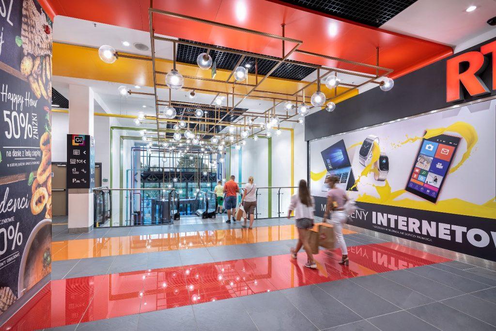 Galeria Jurajska szykuje się na ponowne otwarcie. Na wznowienie działalności czeka 150 lokali i wysp handlowych 1