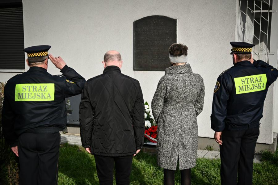 Uczcili 80. rocznicę utworzenia częstochowskiego getta 6