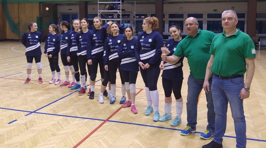 Siatkarki AZS Częstochowa mistrzyniami!!! Wygrały finał w Rudzie Śląskiej i zdobyły okazały puchar i złote medale 12