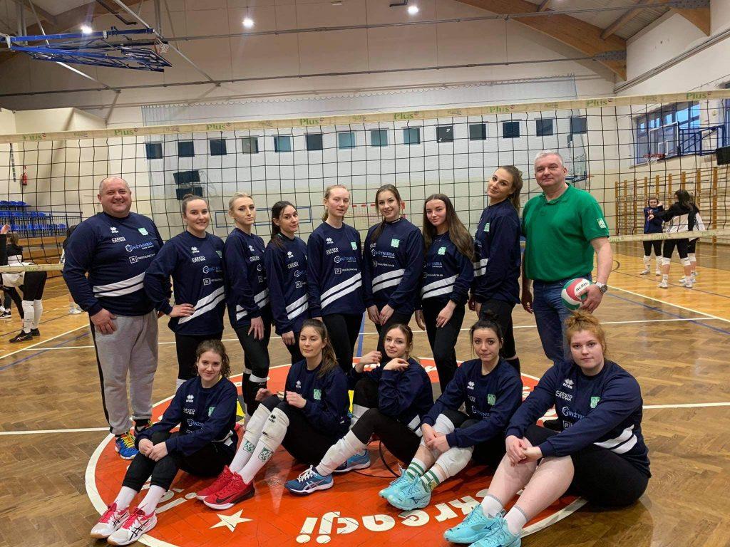 Siatkarki AZS Częstochowa mistrzyniami!!! Wygrały finał w Rudzie Śląskiej i zdobyły okazały puchar i złote medale 10