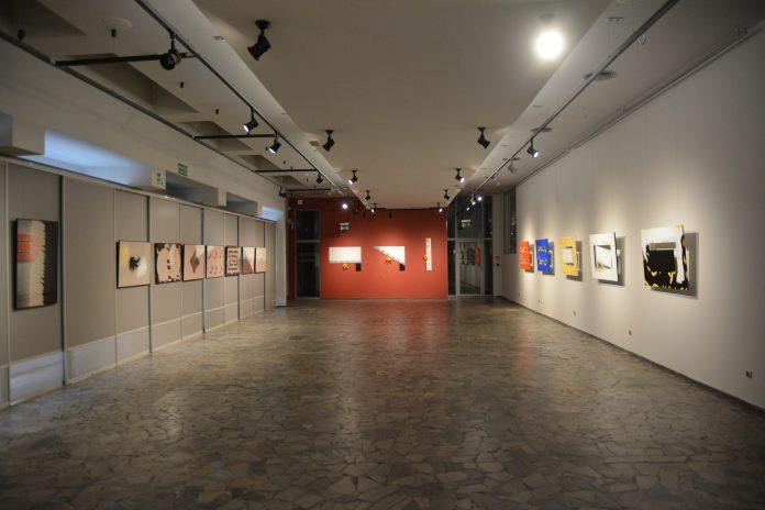Miejska Galeria Sztuki. Zobacz w sieci wystawę prac Marcina Berdyszaka 14