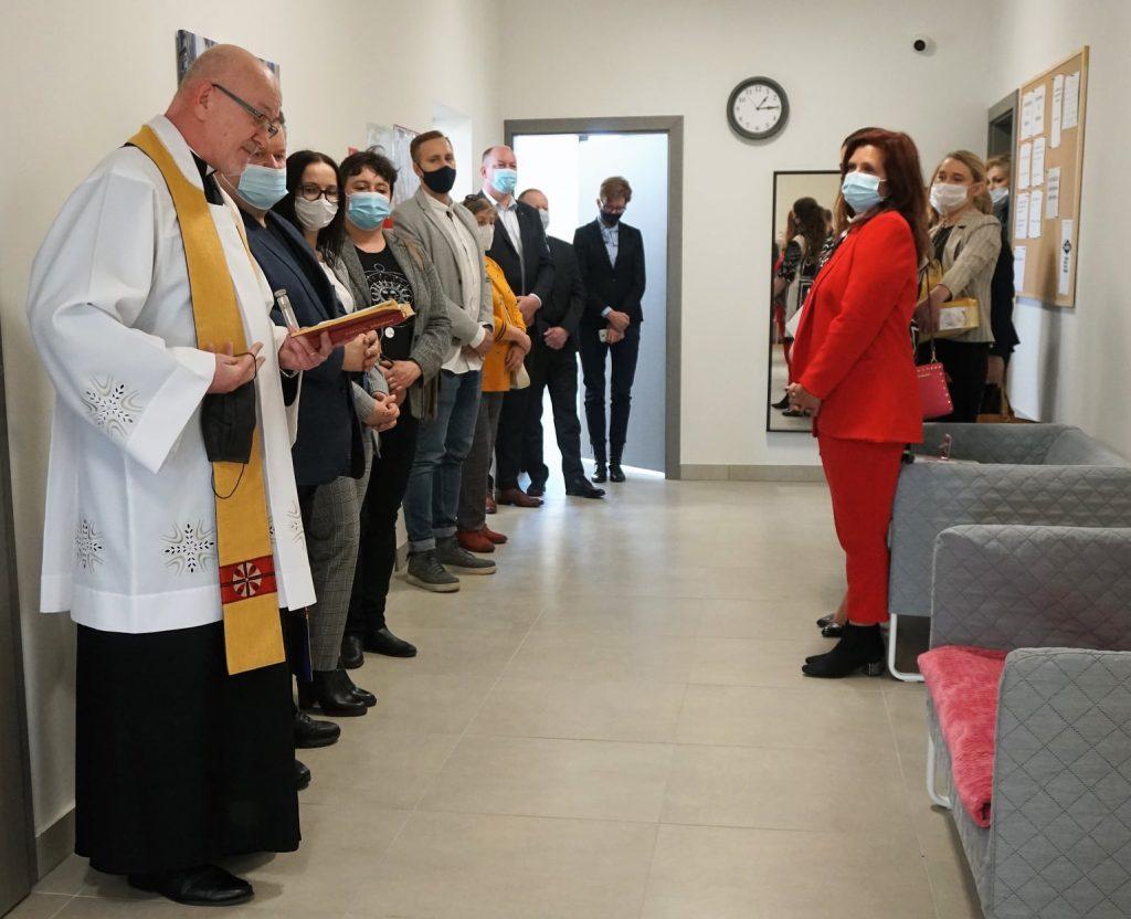 W Blachowni otwarto Dzienny Dom Pomocy. Otrzymają w nim wsparcie seniorzy 2