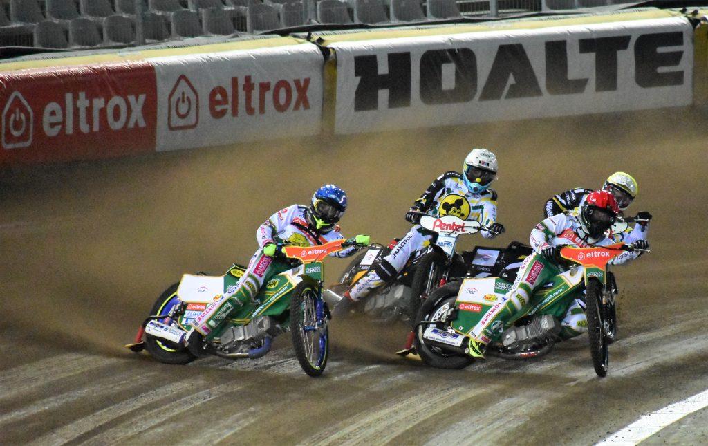 Lindgren, Smektała i Madsen poprowadzili Eltrox Włókniarz do wygranej z Falubazem 12