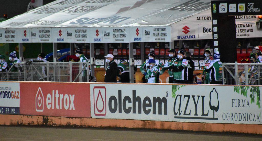 Lindgren, Smektała i Madsen poprowadzili Eltrox Włókniarz do wygranej z Falubazem 9