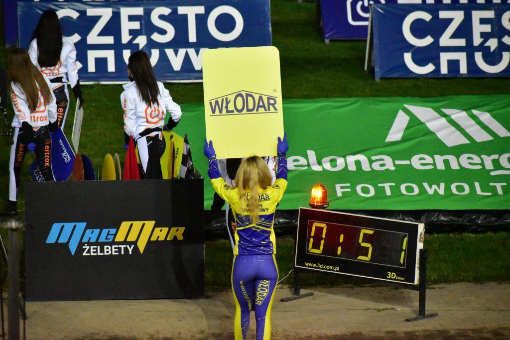 Niedzielny mecz żużlowców Eltrox Włókniarz w Gorzowie został odwołany 2