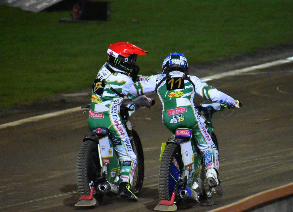 Lindgren, Smektała i Madsen poprowadzili Eltrox Włókniarz do wygranej z Falubazem 6