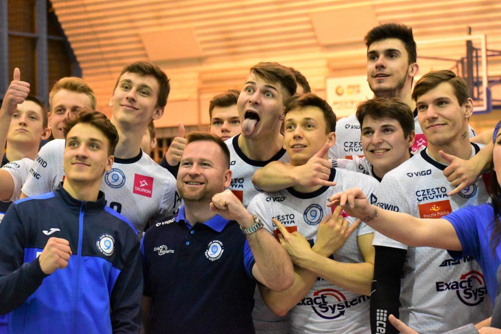 Brawa dla siatkarzy Exact Systems Norwida za najlepszy sezon w historii klubu 2