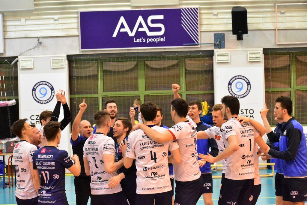 Brawa dla siatkarzy Exact Systems Norwida za najlepszy sezon w historii klubu 3