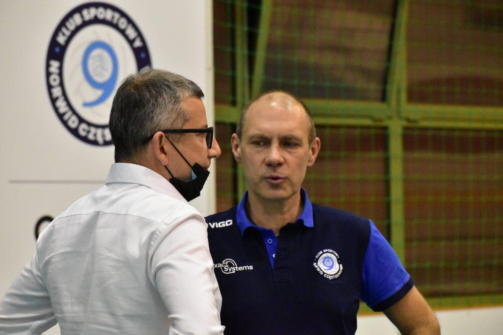Trener Exact Systems Norwid Piotr Lebioda: Byliśmy czarnym koniem 2