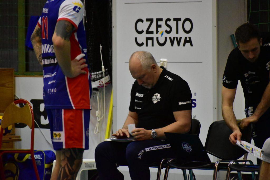 Porażka siatkarzy Exact Systems Norwida w pierwszym meczu play-off z Gwardią Wrocław 6