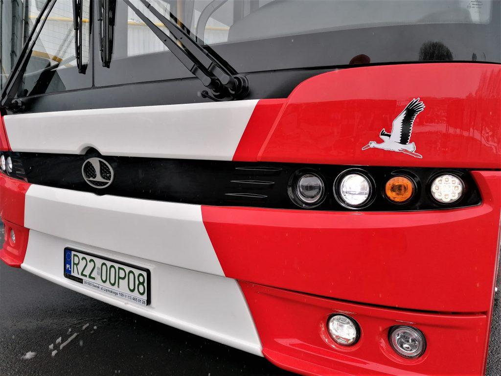 Na drogach Podkarpacia testują elektryczny autobus dla Częstochowy 4