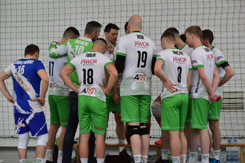 Siatkarze Jawor Mineral AZS Częstochowa awansowali do 2 ligi ogólnopolskiej 2