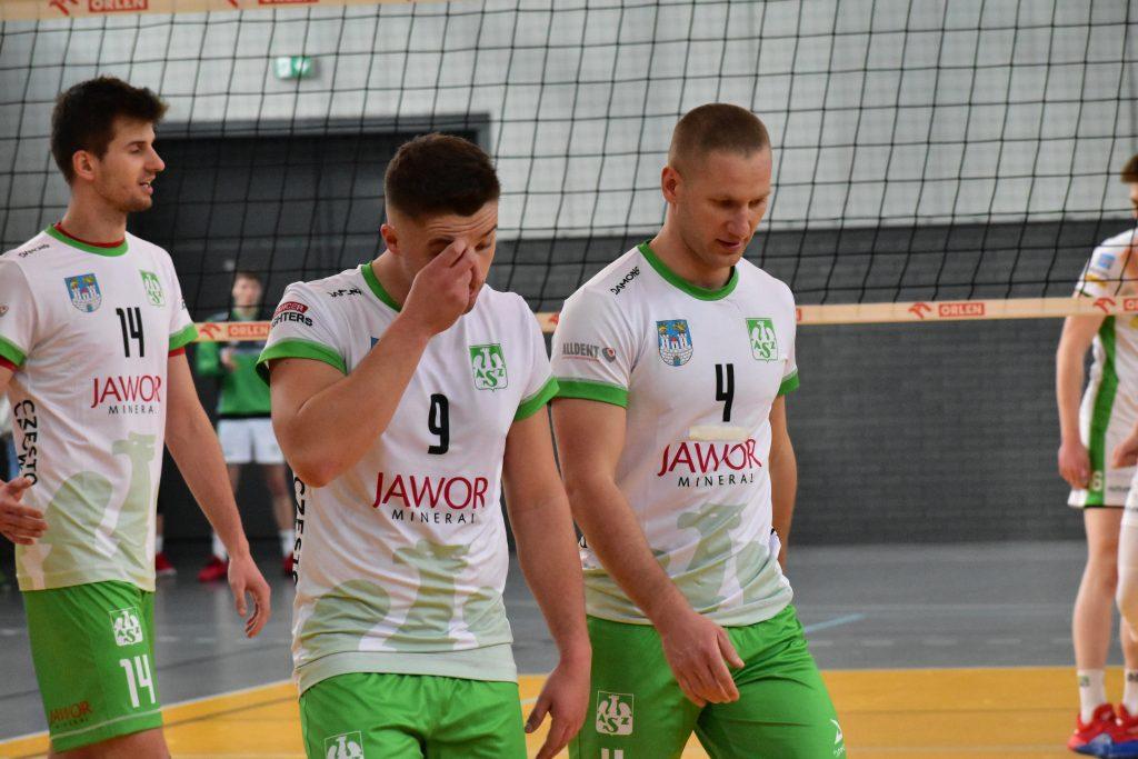 Siatkarze Jawor Mineral AZS Częstochowa awansowali do 2 ligi ogólnopolskiej 4