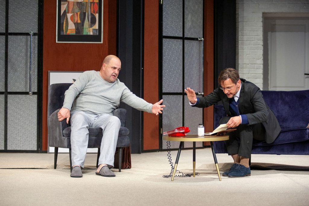 W Częstochowie miała odbyć się premiera spektaklu z Cezarym Żakiem w roli głównej. Przeniesiono ją na 2022 rok 4