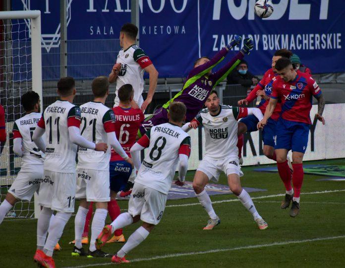 Raków wrócił na Limanowskiego i wygrał ze Śląskiem Wrocław 9