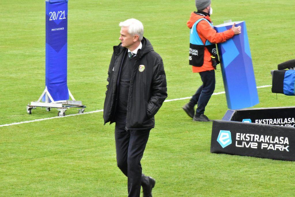 Trener Rakowa Marek Papszun po meczu ze Śląskiem Wrocław: Wydaje się, że ten medal będziemy mieć. I to stanie się faktem 2