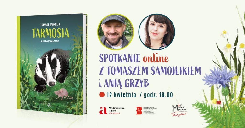 """""""Tarmosia"""" z ilustracjami częstochowianki zadebiutuje na półkach księgarń 1"""