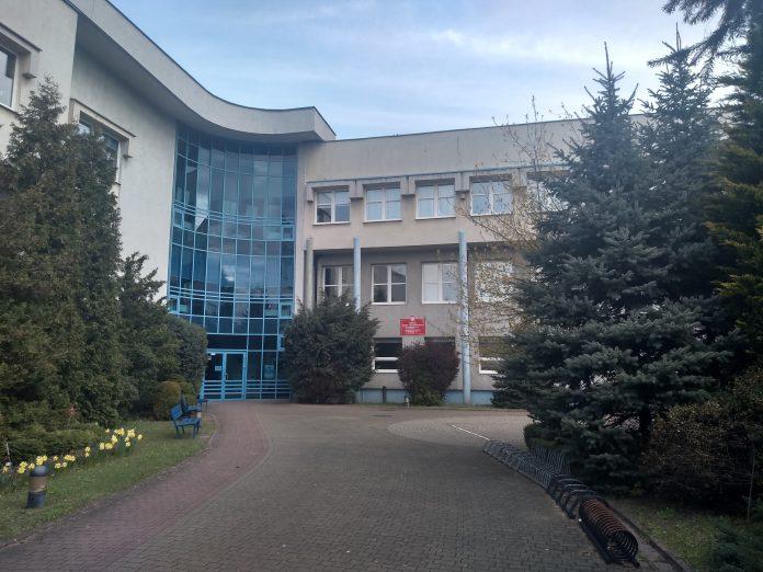 budynek Zespolu Szkol Technicznych