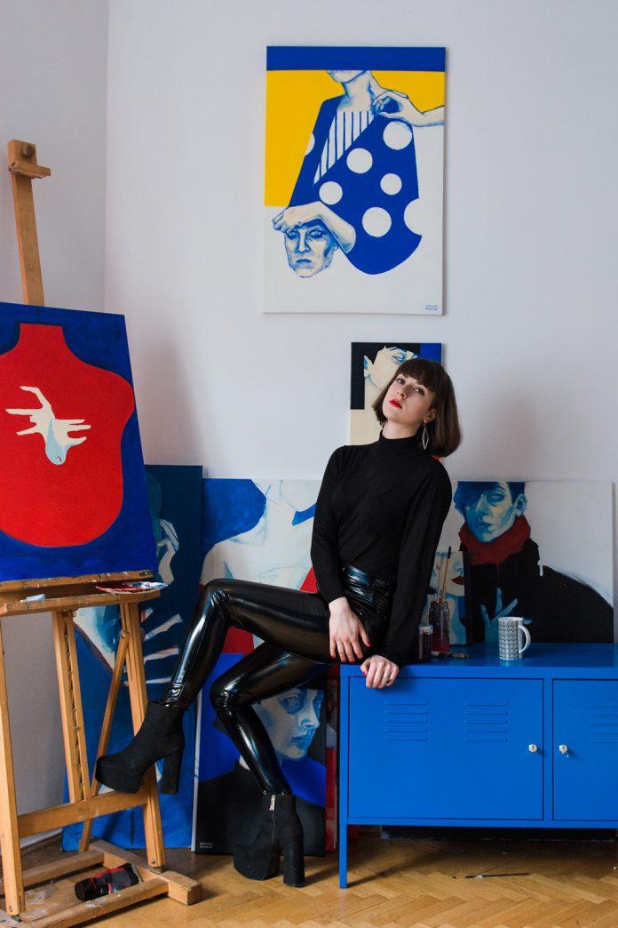 Wystawa częstochowianki Joanny Ambroz w Ostrowskim Centrum Kultury. Wernisaż będzie online 4