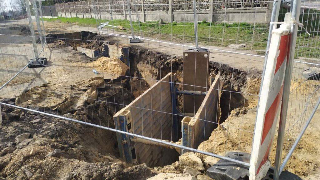 W Kościelcu i Rudnikach rozbudowują sieć kanalizacji sanitarnej 6