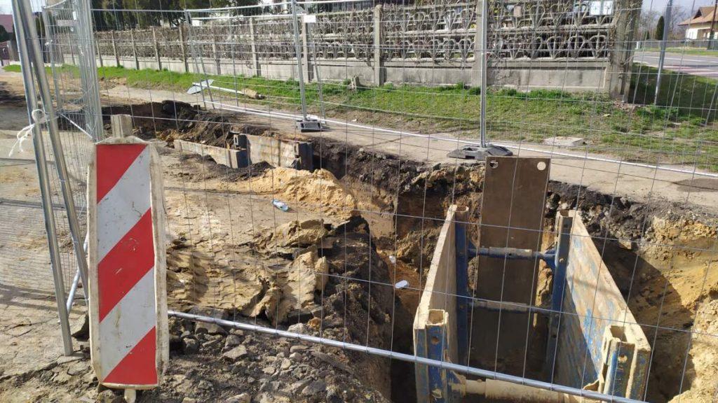 W Kościelcu i Rudnikach rozbudowują sieć kanalizacji sanitarnej 5