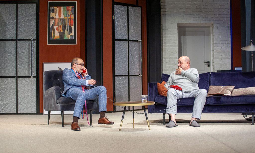 W Częstochowie miała odbyć się premiera spektaklu z Cezarym Żakiem w roli głównej. Przeniesiono ją na 2022 rok 9
