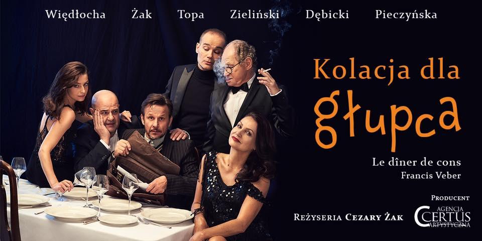 W Częstochowie miała odbyć się premiera spektaklu z Cezarym Żakiem w roli głównej. Przeniesiono ją na 2022 rok 1