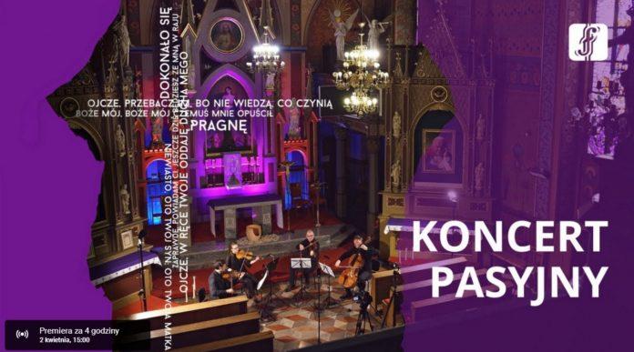 Filharmonia Częstochowska zaprasza na koncert pasyjny online 2