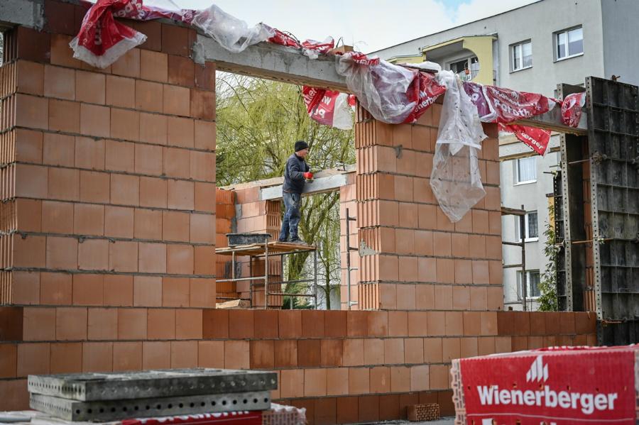 Miasto rozbudowuje przedszkole na Parkitce 5