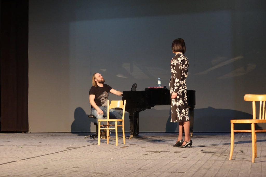 """Teatr w Częstochowie szykuje spektakl """"Pannonica"""". Główną rolę gra Agnieszka Łopacka 1"""