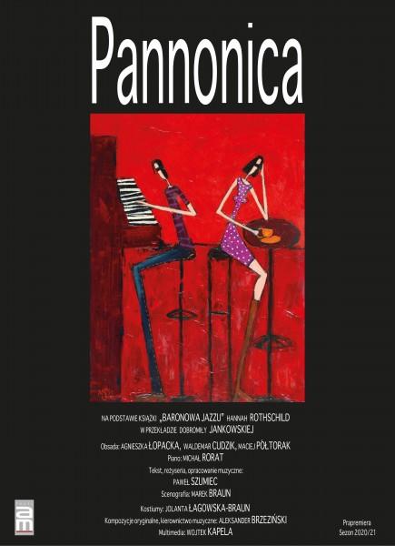 """""""Pannonica"""" w Częstochowie. Zobacz teatralny plakat, którego autorką jest Małgorzata Stępniak 10"""