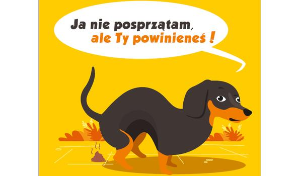 Po raz kolejny częstochowski ZGM namawia właścicieli psów do sprzątania po pupilach 2