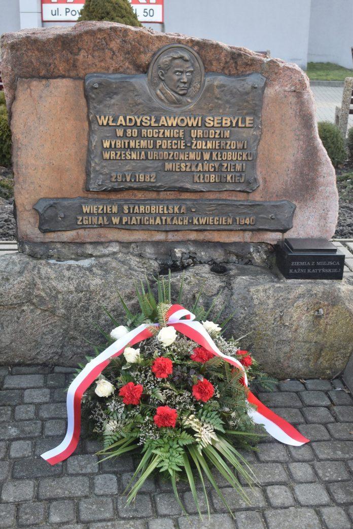 pomnik Władysława Sebyły