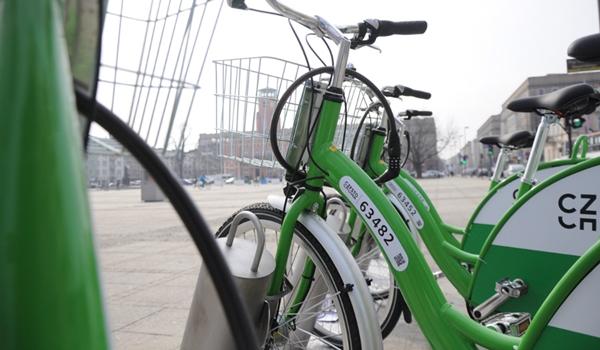 Rowery miejskie wyjadą na ulice Częstochowy później niż to planowano. Powodem sytuacja epidemiczna w kraju 2