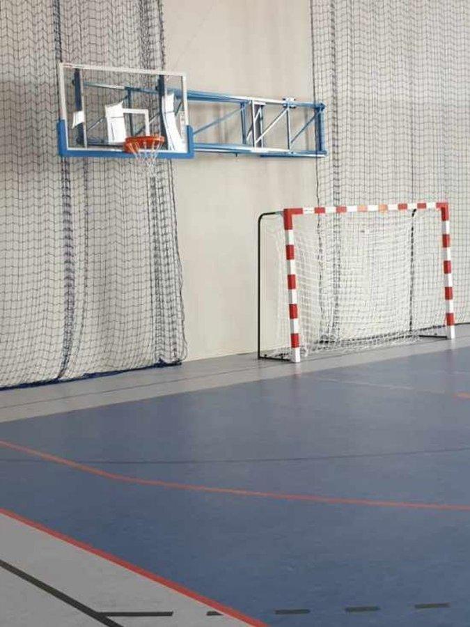 W Aleksandrii wybudowano nową salę gimnastyczną 6