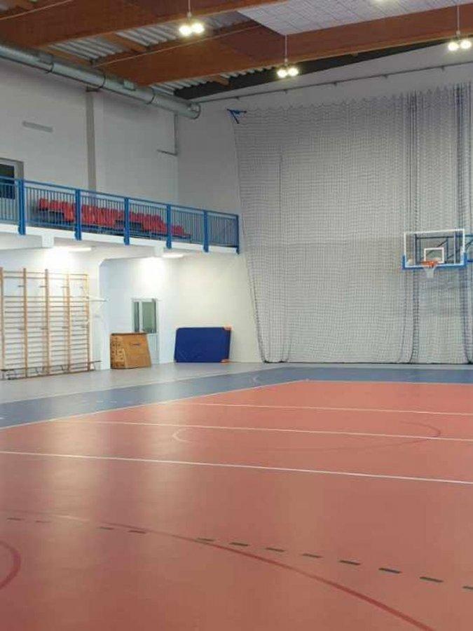 W Aleksandrii wybudowano nową salę gimnastyczną 5