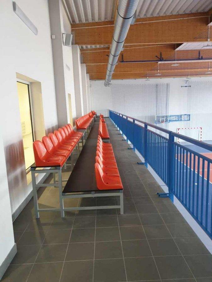 W Aleksandrii wybudowano nową salę gimnastyczną 4
