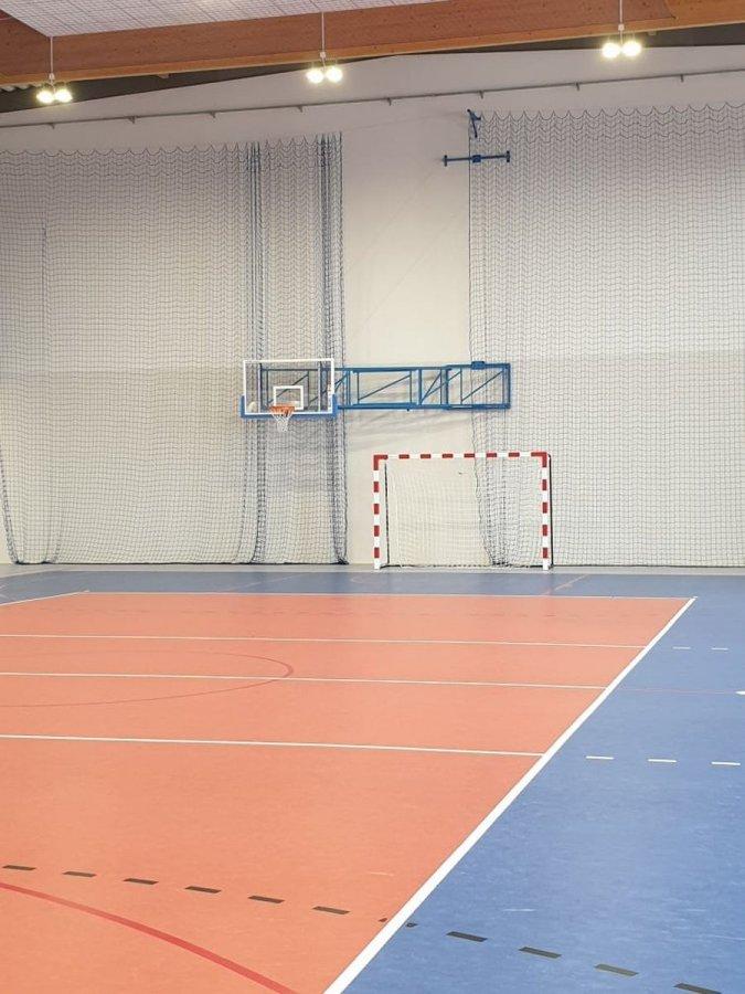 W Aleksandrii wybudowano nową salę gimnastyczną 1