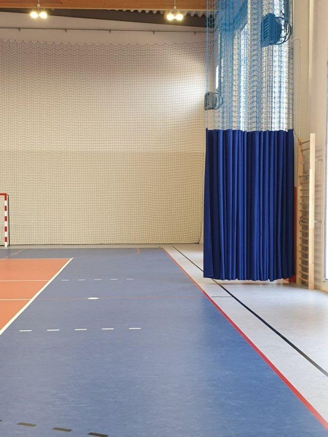 W Aleksandrii wybudowano nową salę gimnastyczną 2