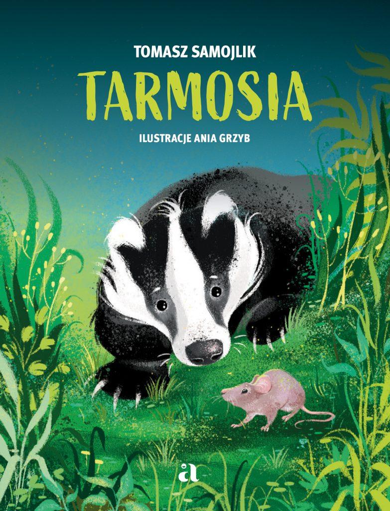 """""""Tarmosia"""" z ilustracjami częstochowianki zadebiutuje na półkach księgarń 2"""