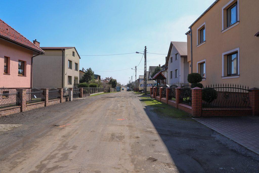 W Lublińcu wraz z wiosną rusza modernizacja ulicy Kochanowskiego 3