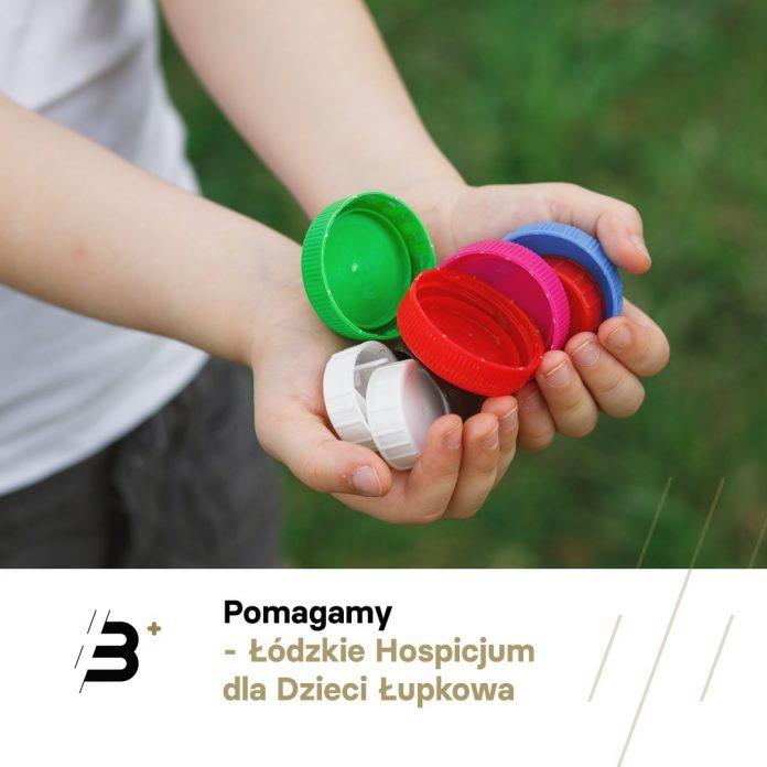 Częstochowska zbiórka zakrętek dla Łódzkiego Hospicjum dla Dzieci 2