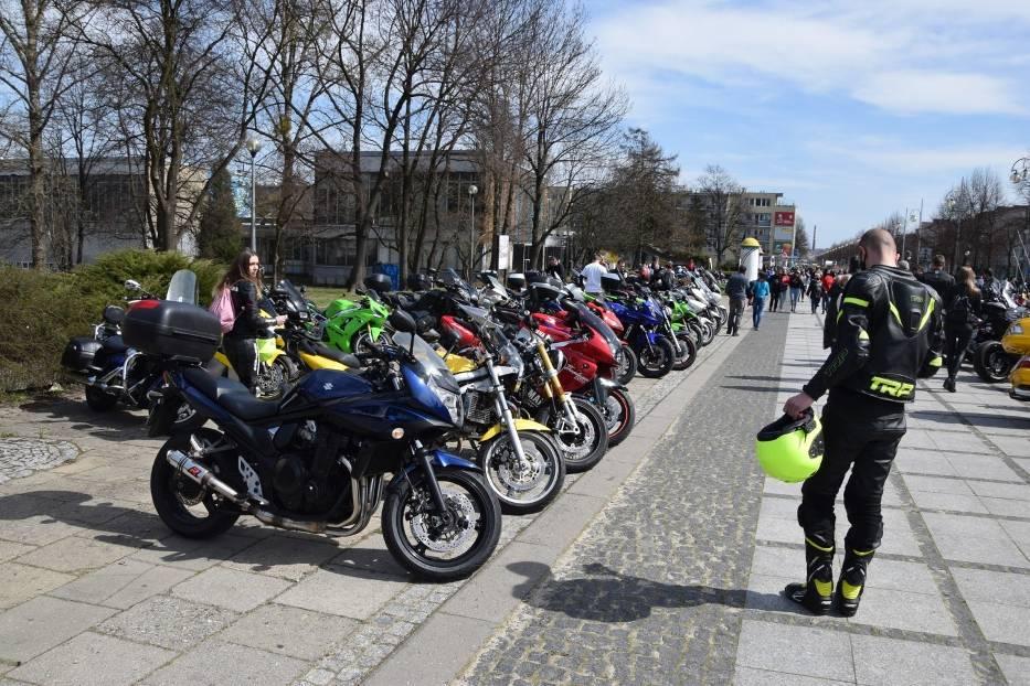 Tegoroczny sezon motocyklowy rozpoczęty mszą na Jasnej Górze 3