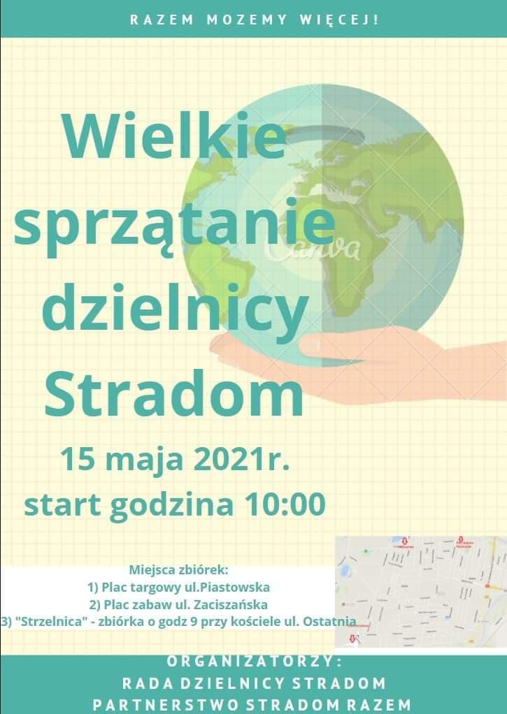 Wiosenne porządki w kolejnej częstochowskiej dzielnicy 1