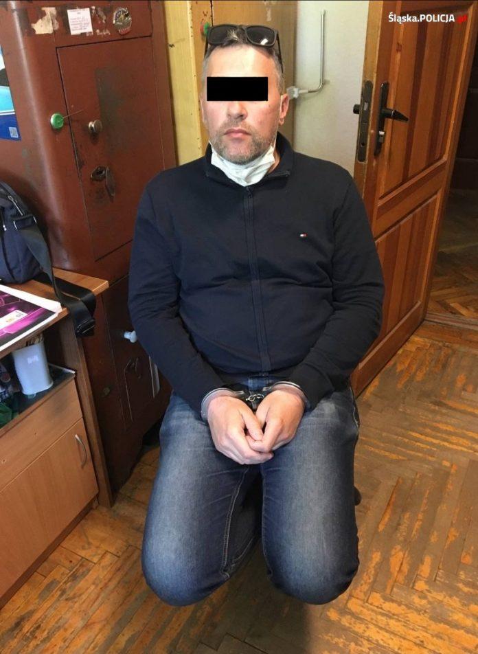 """Pochodzący z Częstochowy szef śląskiej """"mafii paliwowej"""" został zatrzymany w Kijowie. Policja poszukiwała mężczyzny 12 lat 2"""